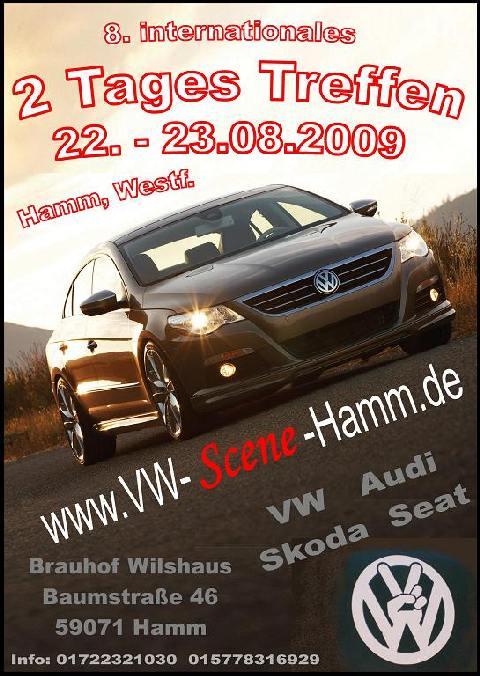 Volkswagen Treffen Hamm 2009