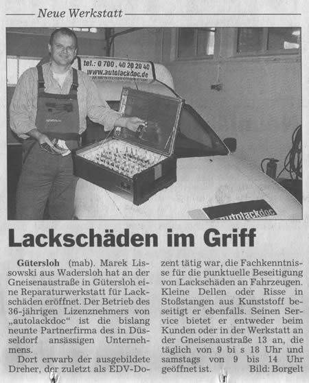 """November 2005 """"Die Glocke"""""""