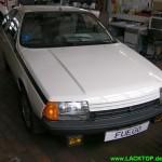 Renault Fuego Front