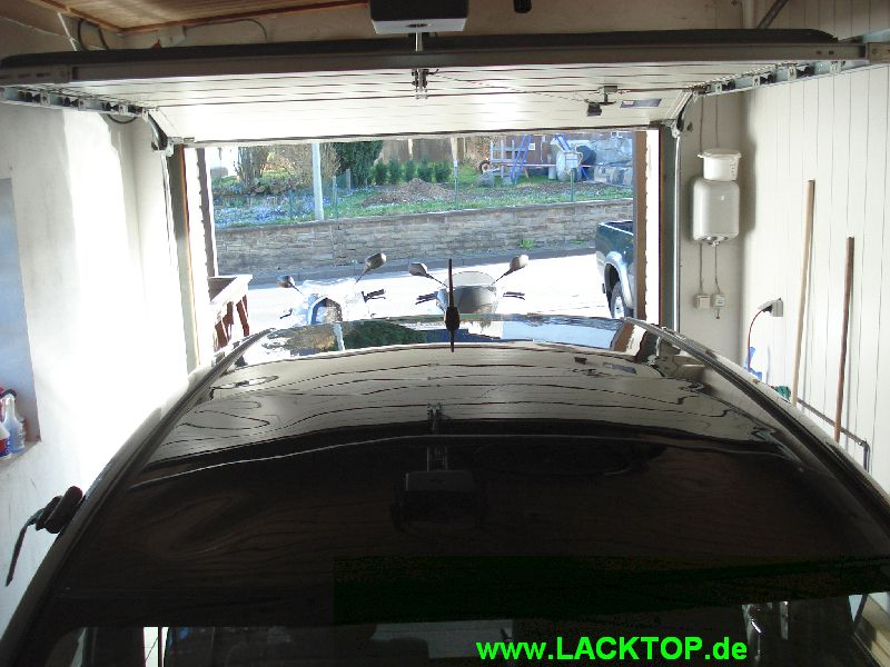 Auto Dachlawine VORHER 004