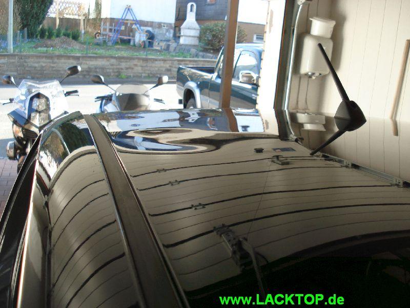 Auto Dachlawine VORHER 006