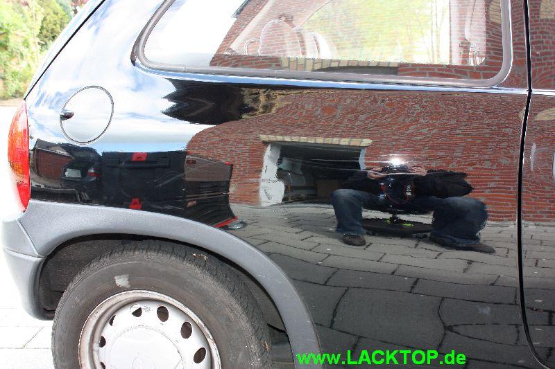 Opel Corsa Delle Seitenteil NACHHER 3