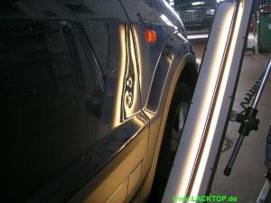 Delle Tuer Ford Fusion vorher