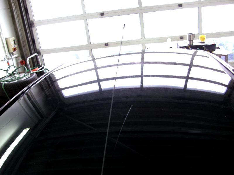 Dachlawine Hyundai i10 - NACHHER 2