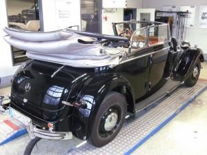 Oldtimer Daimler Benz von 1938 - 2