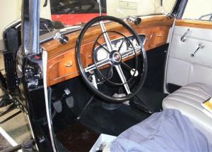 Oldtimer Daimler Benz von 1938 - 3