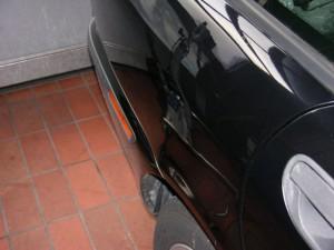 Volvo V50 Delle nachher