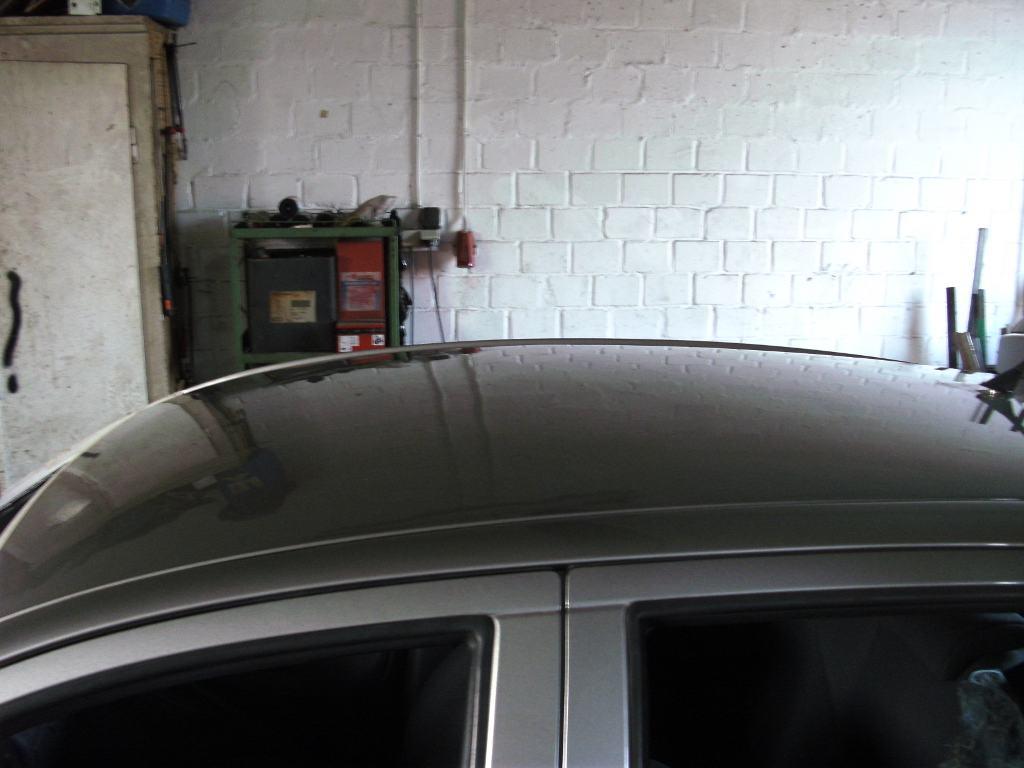 Dachlawinenschaden Toyota NACHHER 2