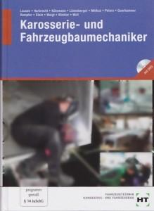 Lehrbuch Karosserie- und Fahrzeugbaumechaniker