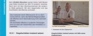Lehrbuch Karosserie- und Fahrzeugbaumechaniker Klebetechniktechnik
